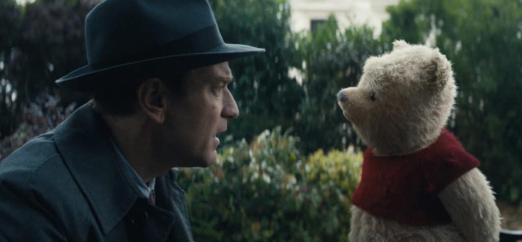 Christopher Robin - Winner the Pooh in Park