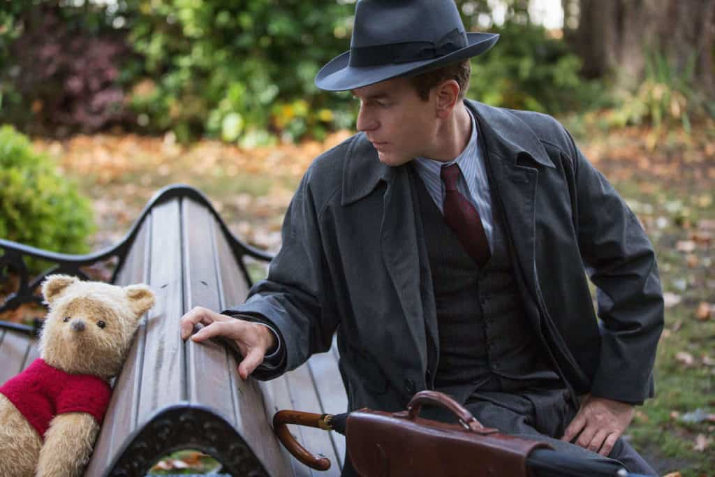 Christopher Robin with Winnie the Pooh - Live Action