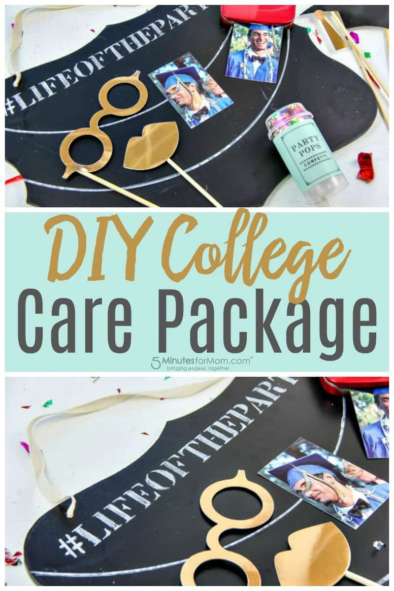 DIY college care package
