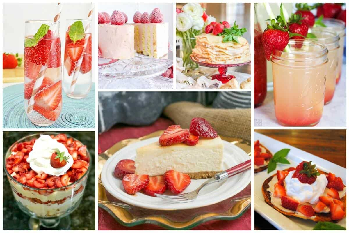 Sweet Strawberry Recipes