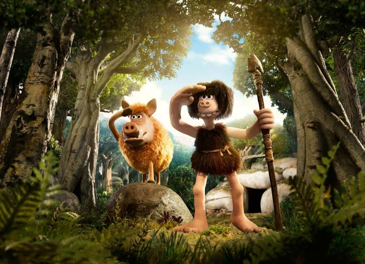 EARLY MAN movie still