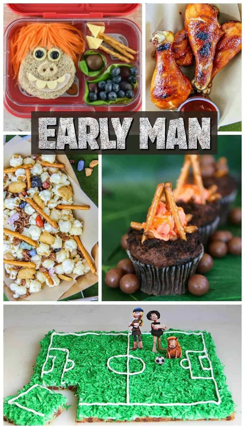 Early Man Party Treats And Snack Food