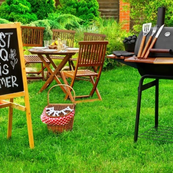 How To Host A Stress-Free Backyard BBQ