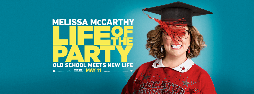 Life of the Party Movie