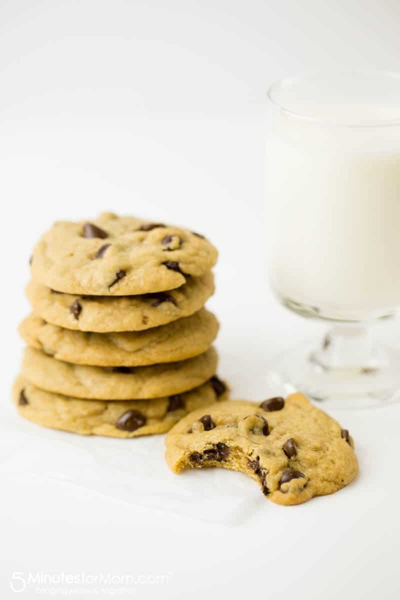 Perfect Chocolate Chip Cookies - Learn how to make cookies.