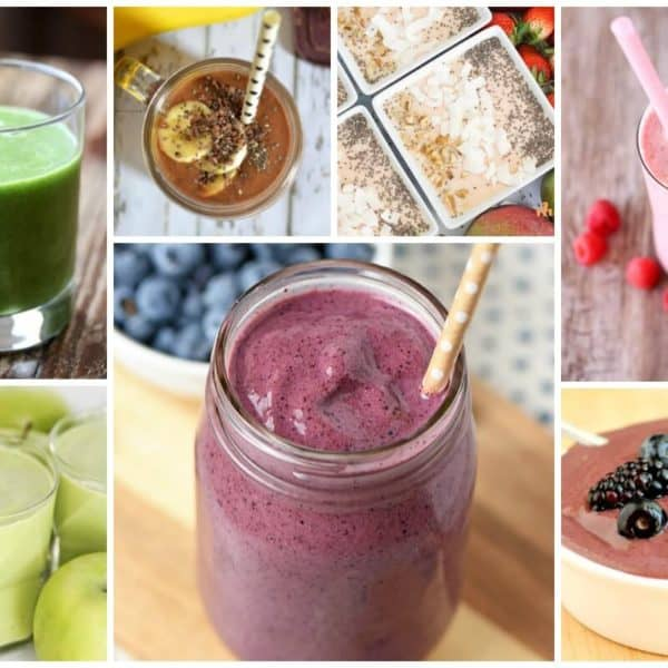 Good Morning Smoothie Recipes and our Delicious Dishes Recipe Party