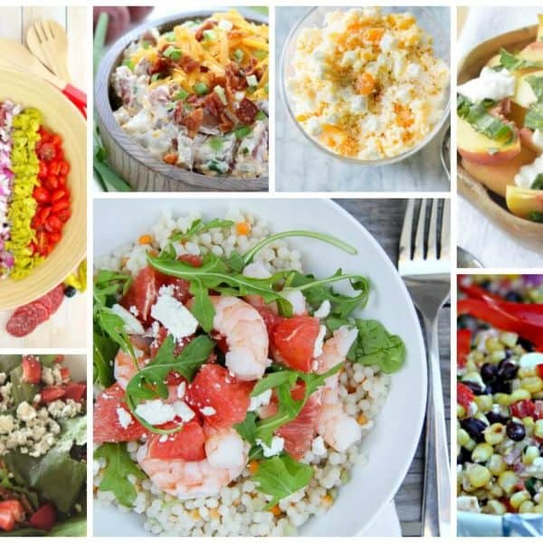 The Best Spring Salad Recipes and our Delicious Dishes Recipe Party