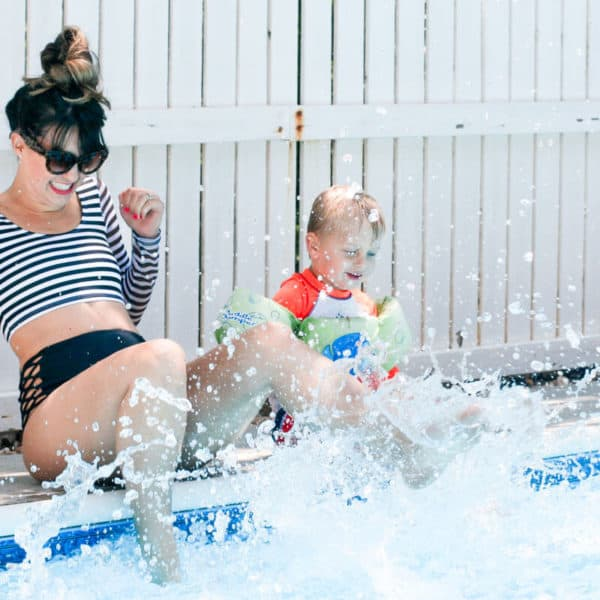 What Swimsuit Season Really Means For Moms