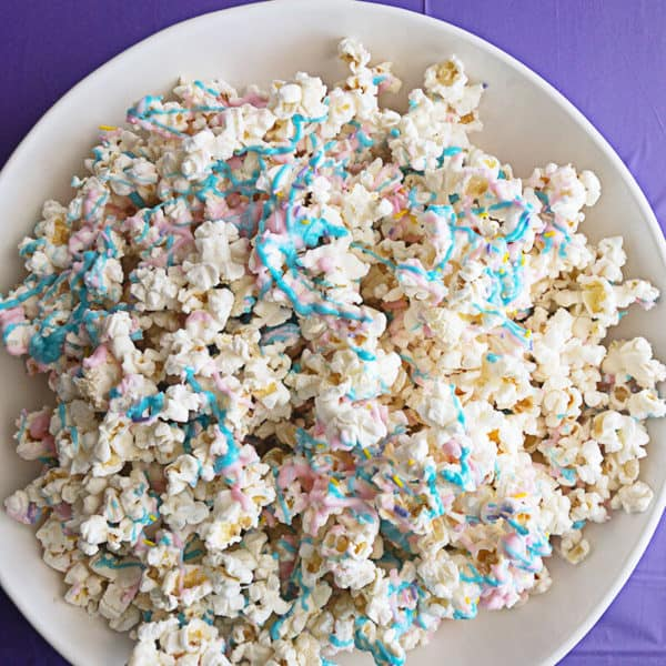 Unicorn Popcorn – A Tasty Treat Perfect For Parties