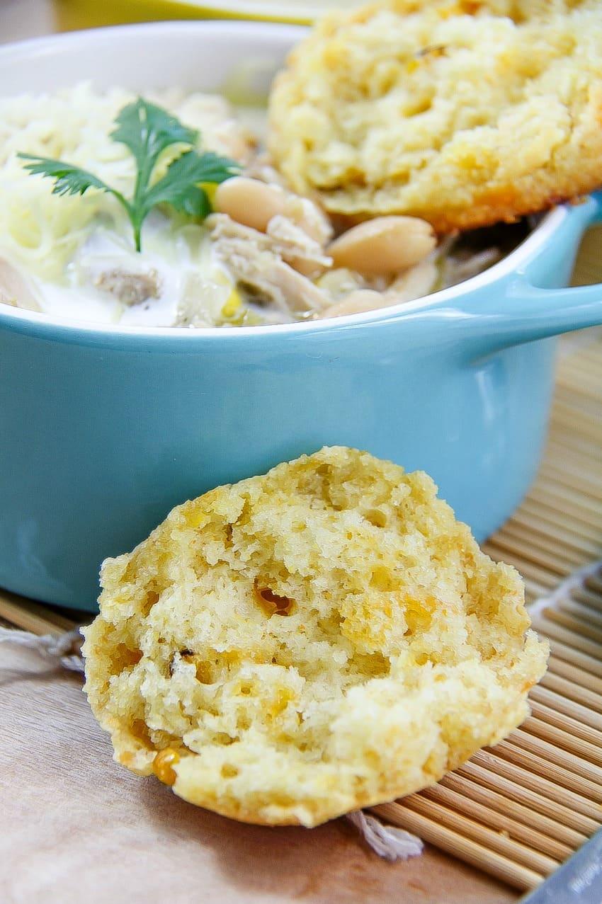 Furlani Ann's cornbread Biscuits