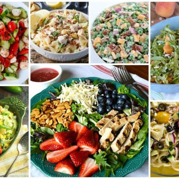 Summer Salads and our Delicious Dishes Recipe Party