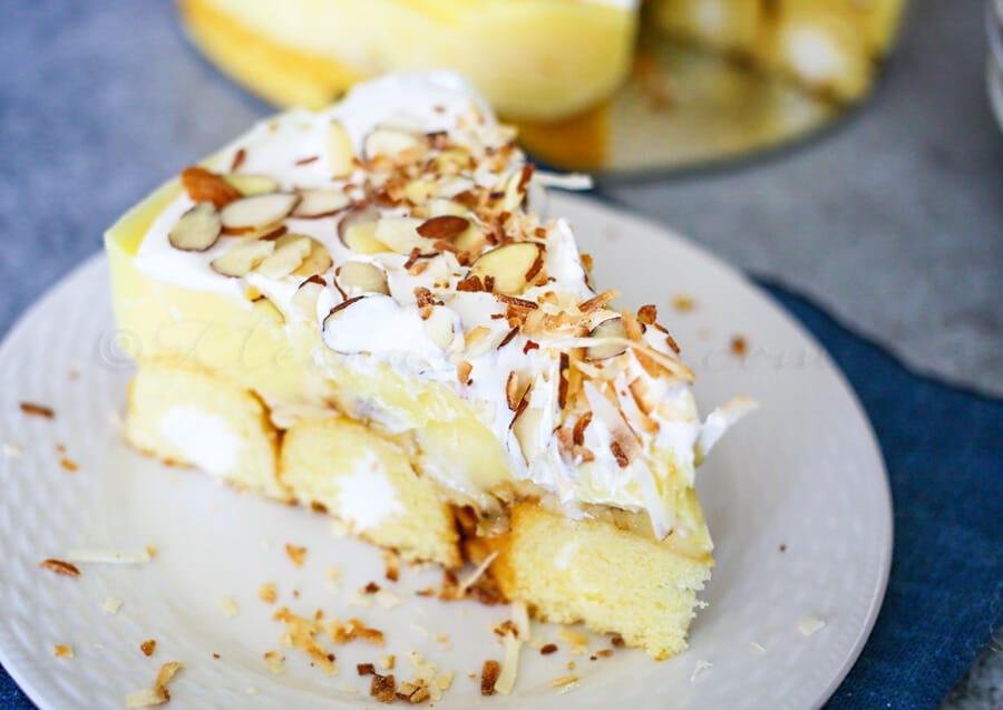 Twinkies Banana Cream Pie from Kleinworth _ Co.