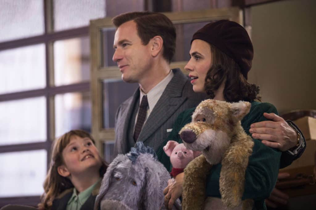 Christopher Robin and Family