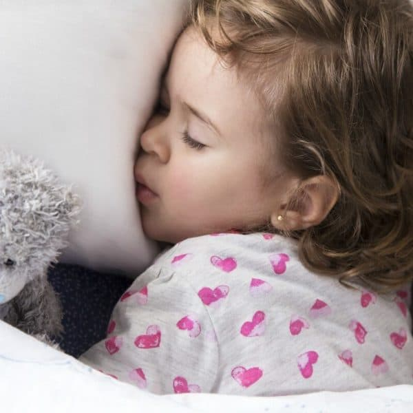 Does Your Child Snore? 4 Solutions to Help Everyone Sleep Better