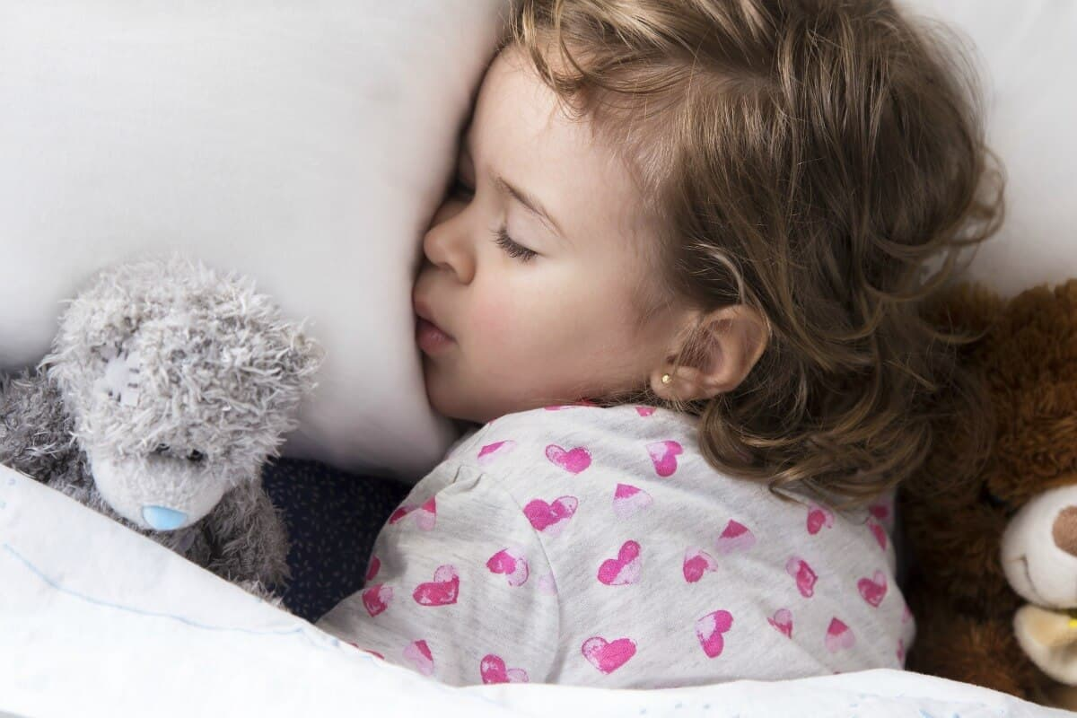 Does your child snore - Solutions to help everyone sleep better