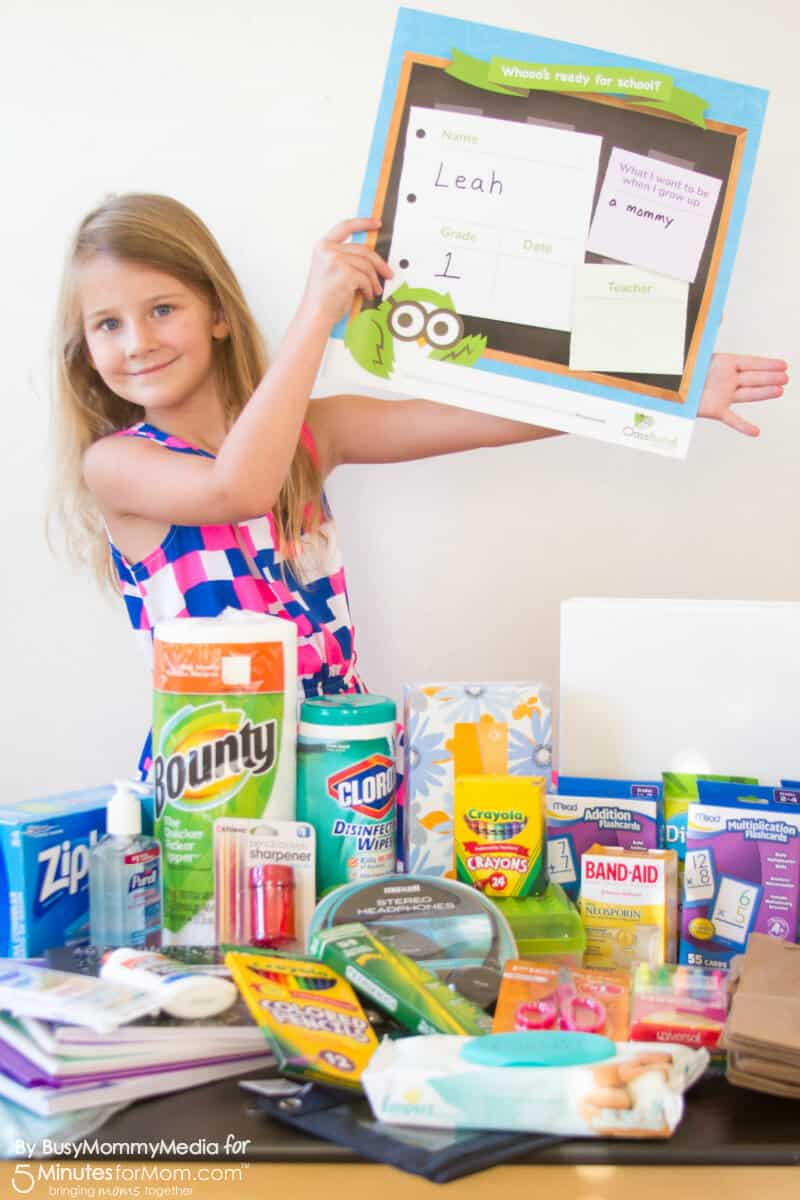 Excited About Back To School Supplies from ClassBundl