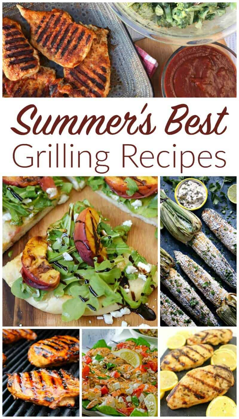 Summers Best Grilling Recipes - Barbecue Recipes