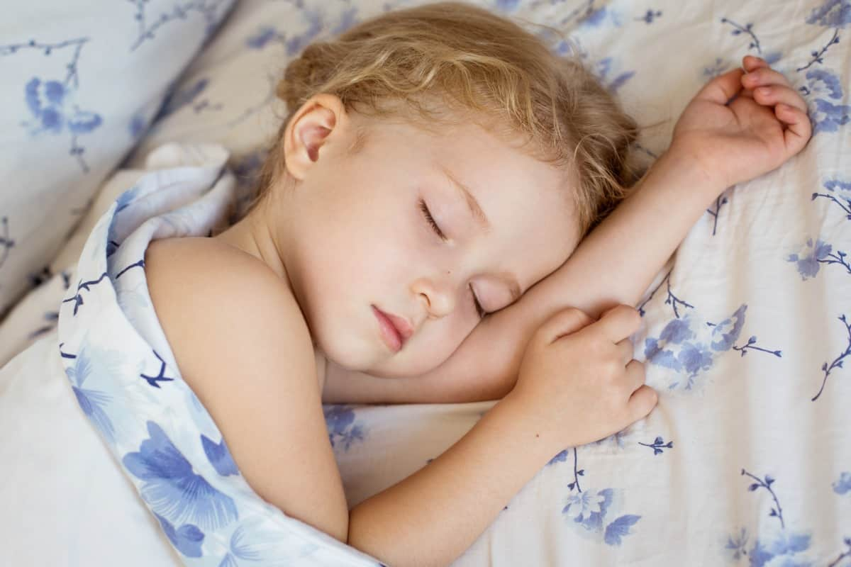 Tips To Help Kids Sleep Better