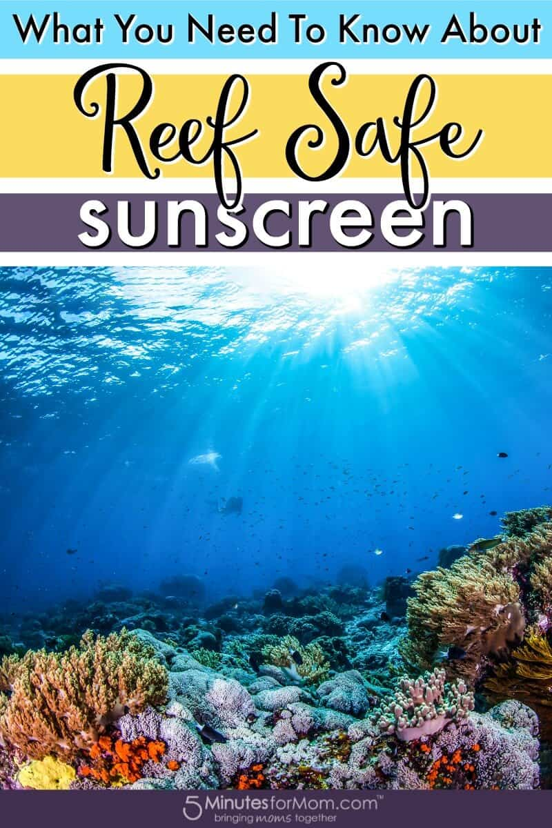 What You Need To Know About Reef Safe Sunscreen