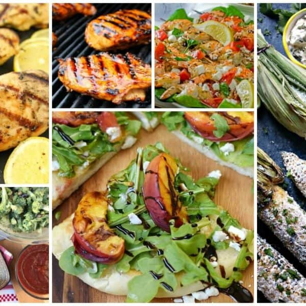 Summer's Best Grilling Recipes and our Delicious Dishes Recipe Party