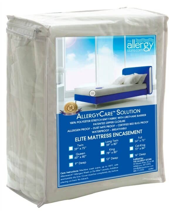 AllergyCare Solution Mattress Cover