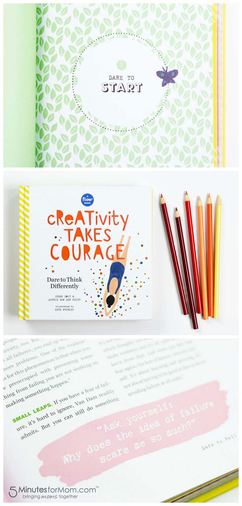 Creativity Takes Courage - book review