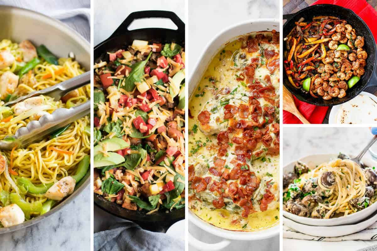 Easy Weeknight Dinners - Part 2