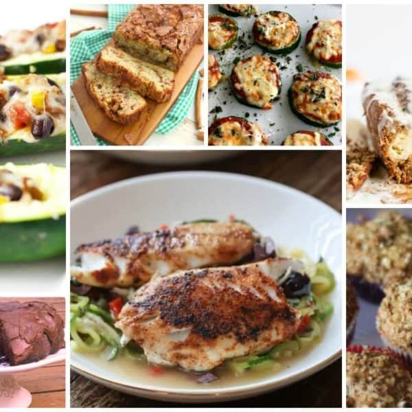 Our Favorite Zucchini Recipes and our Delicious Dishes Recipe Party