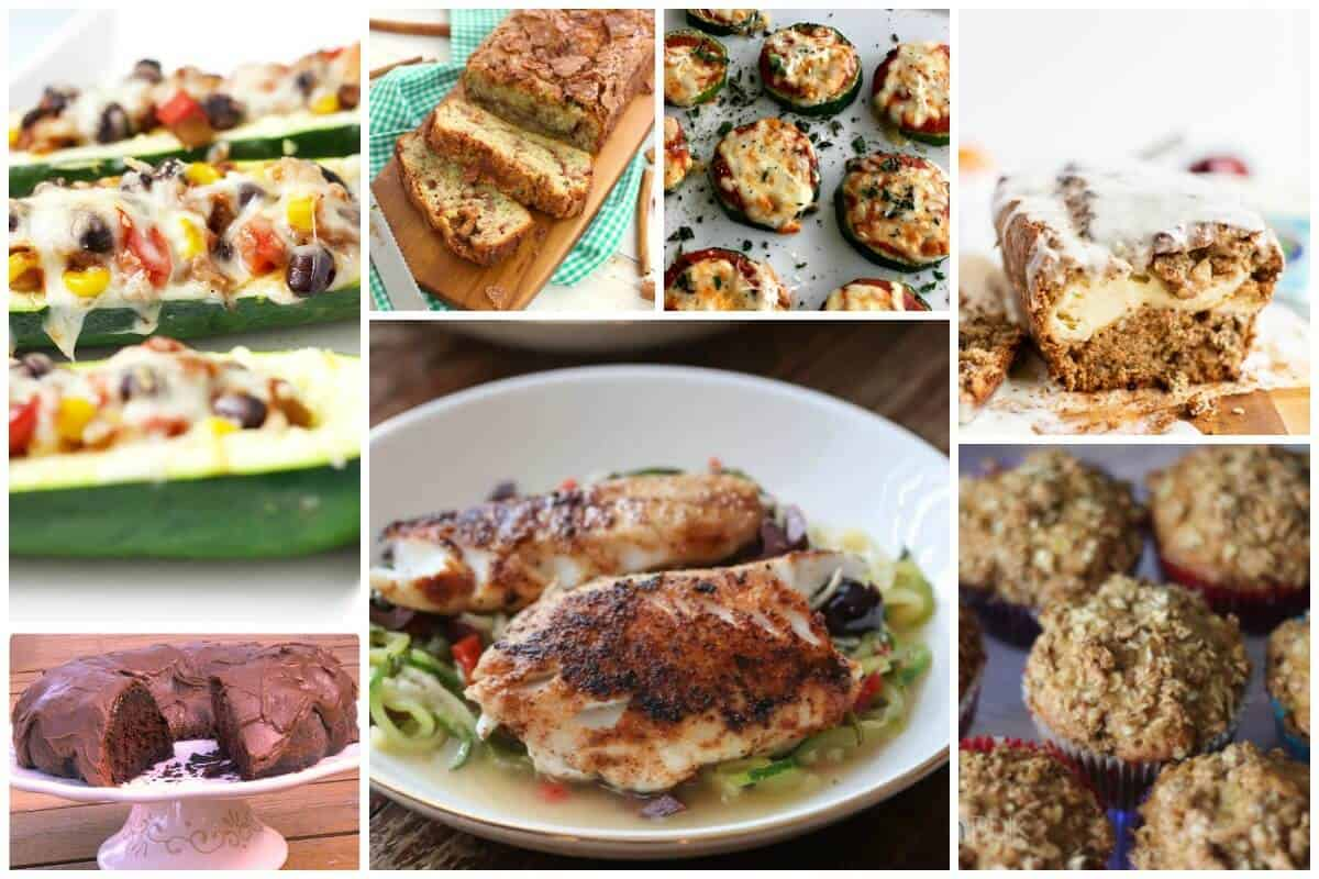 Favorite Zucchini Recipes
