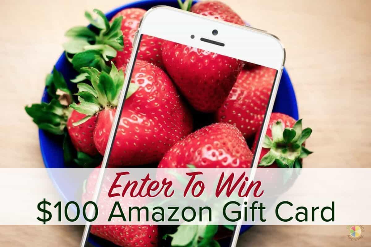 HueTracker Amazon Gift Card Giveaway