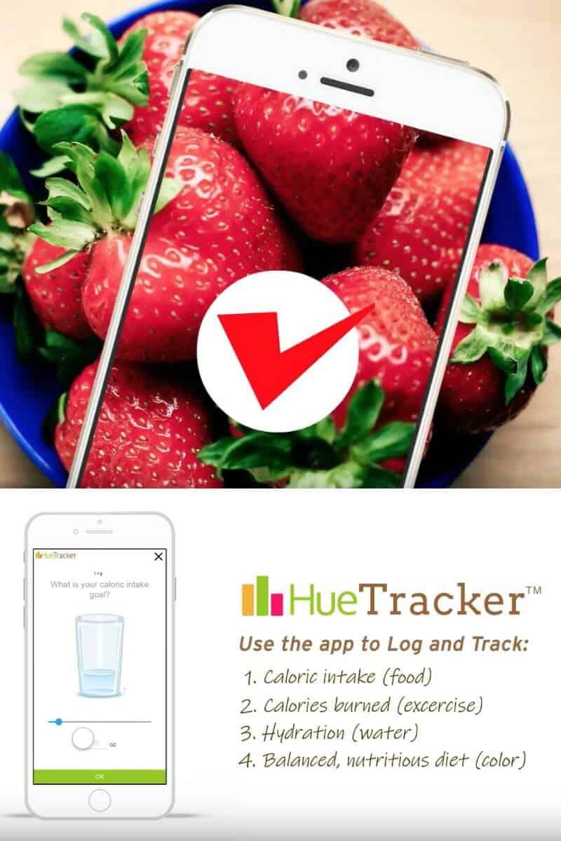 HueTracker App - Health and Wellness App