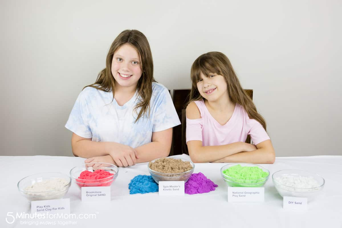 Kinetic Sand Best Kids Play Sand