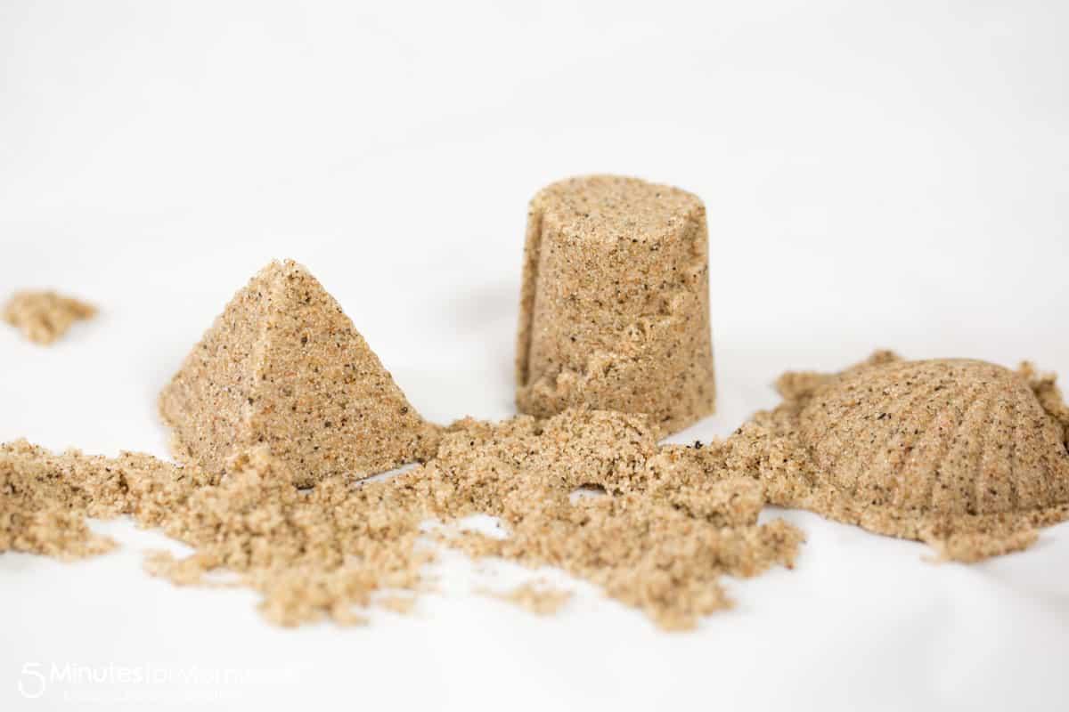 Kids Play Sand