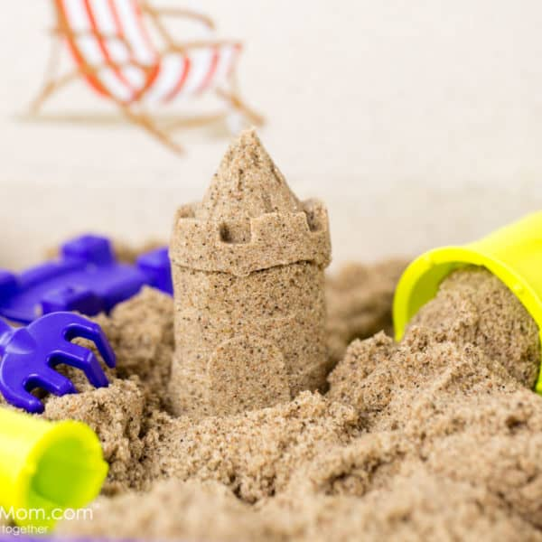 Kinetic Sand – What is the Best Kids Play Sand?