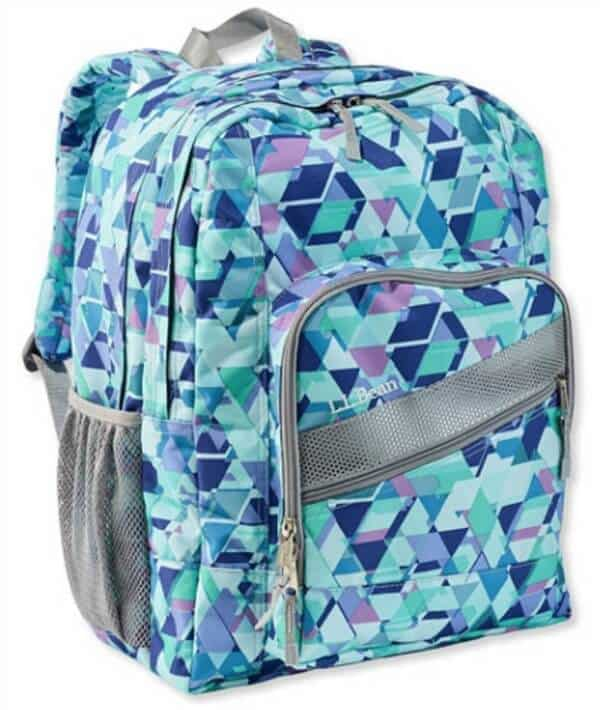School Backpacks from LL Bean
