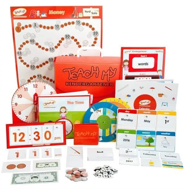 Teach My Kindergartener Kit