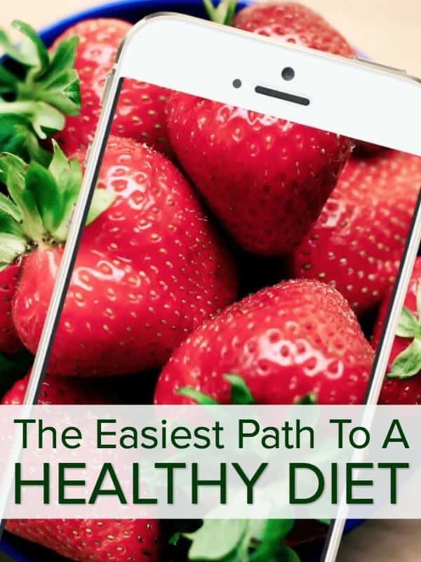 The Easiest Path To A Healthy Diet