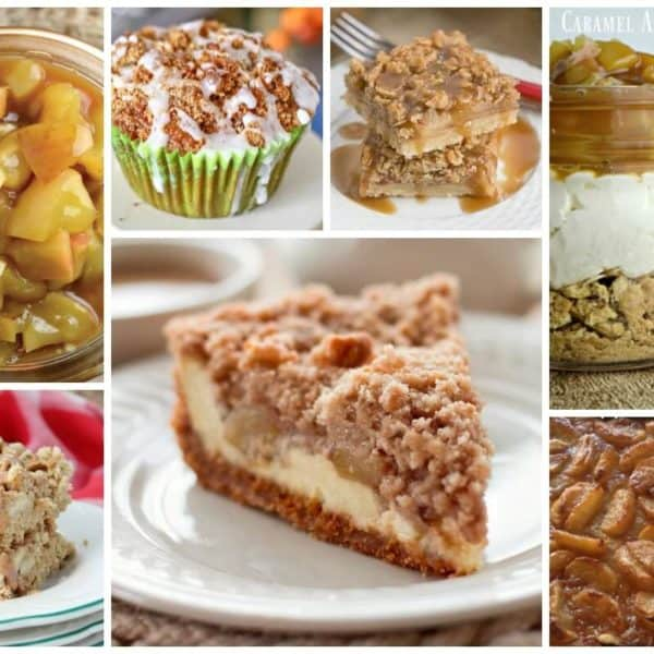 Apple Dessert Recipes Perfect For Fall
