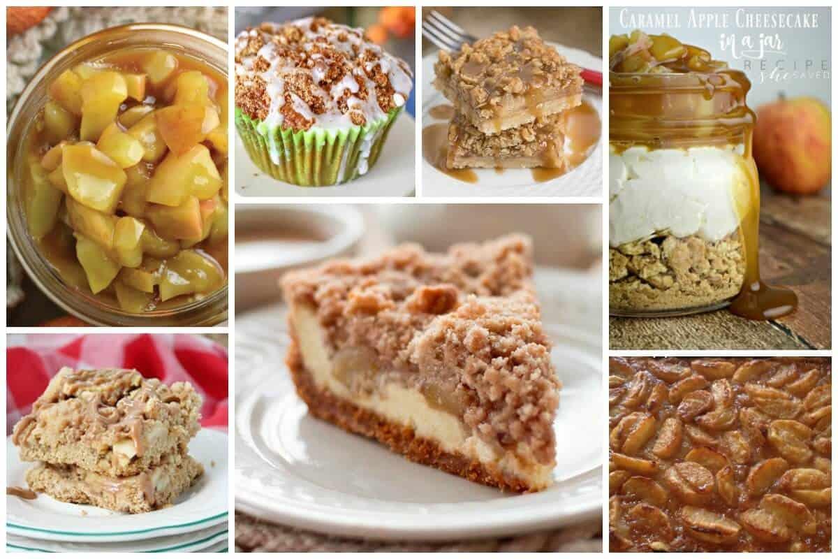 Delicious Apple Dessert Recipes