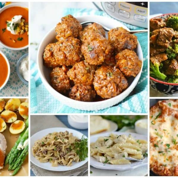 Delicious Instant Pot Dinner Recipes