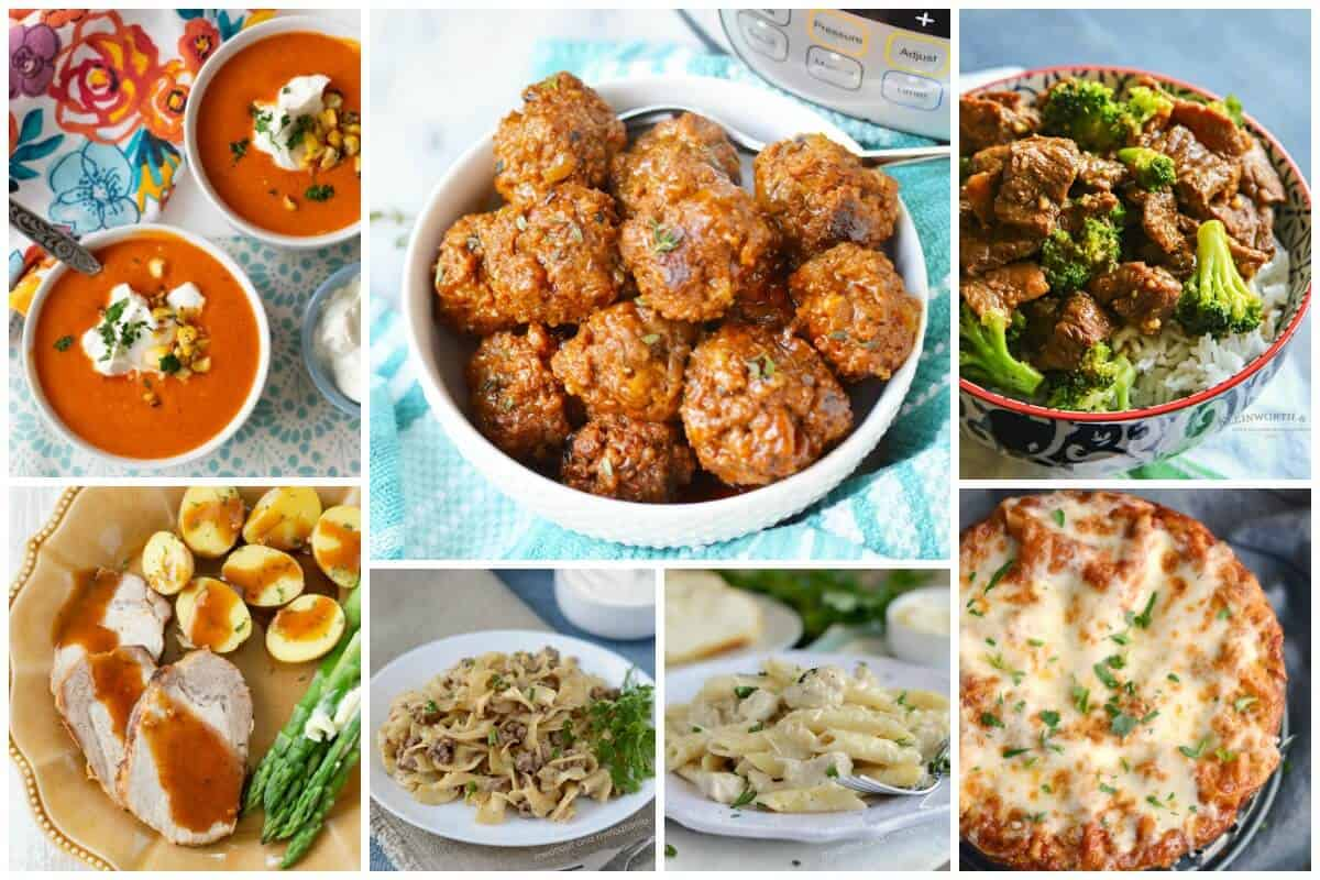 Favorite Instant Pot Recipes - Delicious Dishes