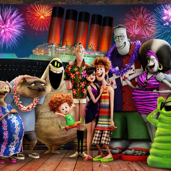 Join Us For A Hotel Transylvania 3 Twitter Party – Oct 9, 8pm ET #ad #HotelT3