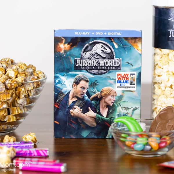 How To Host An Epic Jurassic World Movie Night