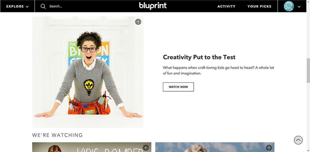Why I am SO Excited about Bluprint – An Online Learning Platform for the Whole Family