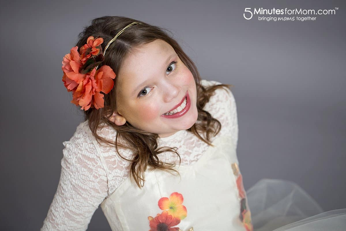 How To Make A Diy Flower Crown 5 Minutes For Mom