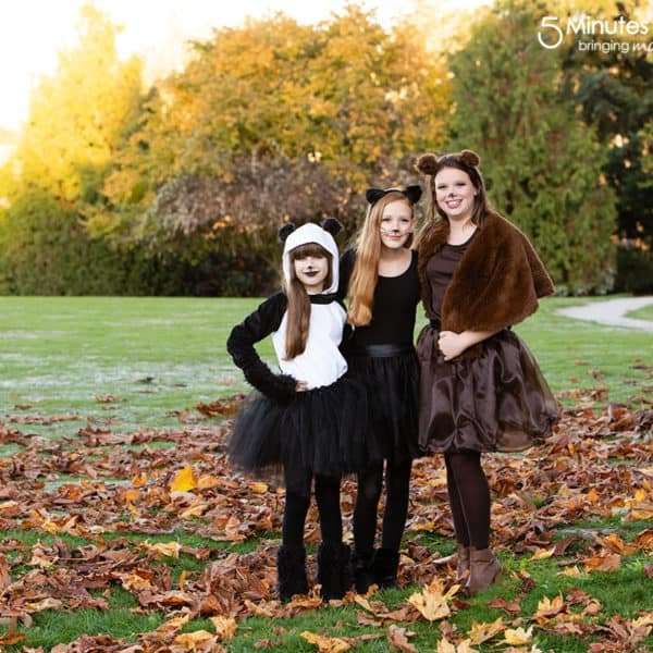 DIY Halloween Costumes for Teens and Tweens