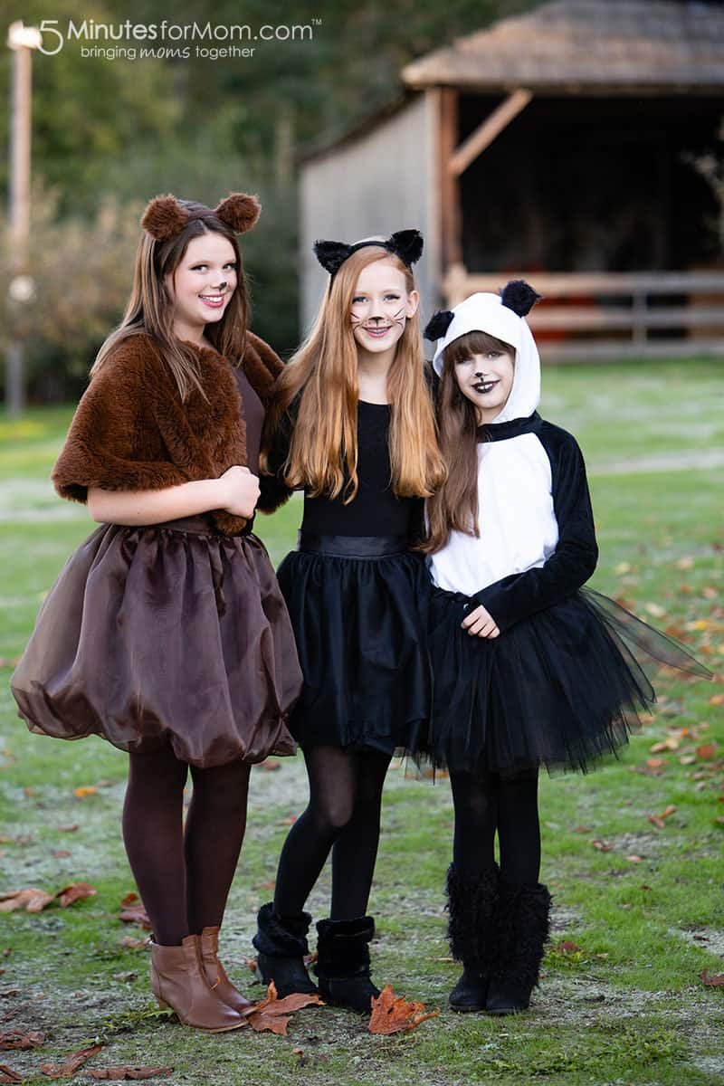 DIY Halloween Costumes for Teens and Tweens #DIYHalloweenCostumes