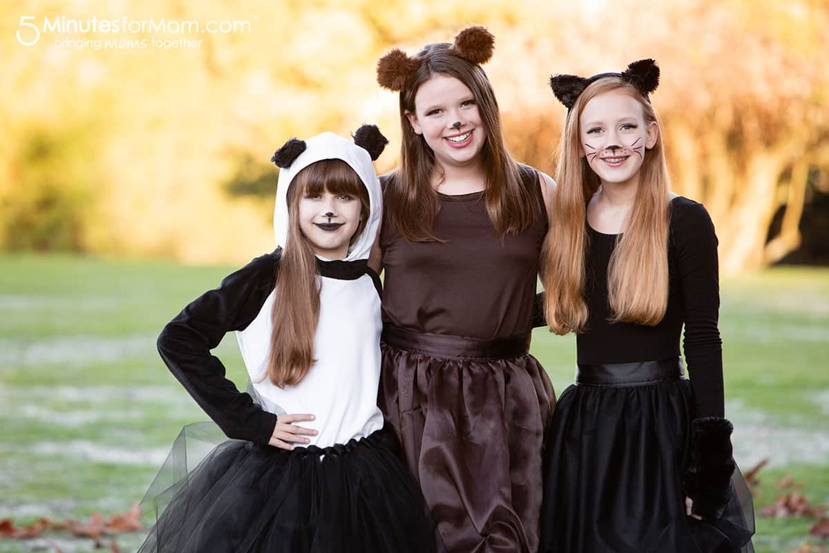 Teen Halloween Costumes #DIYHalloweenCostumes