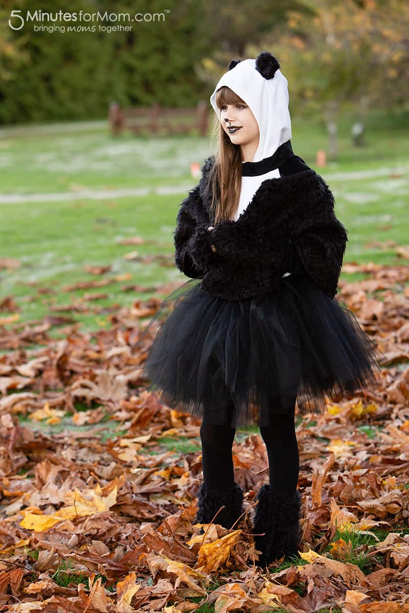 DIY Halloween Costume for Teens #DIYHalloweenCostume
