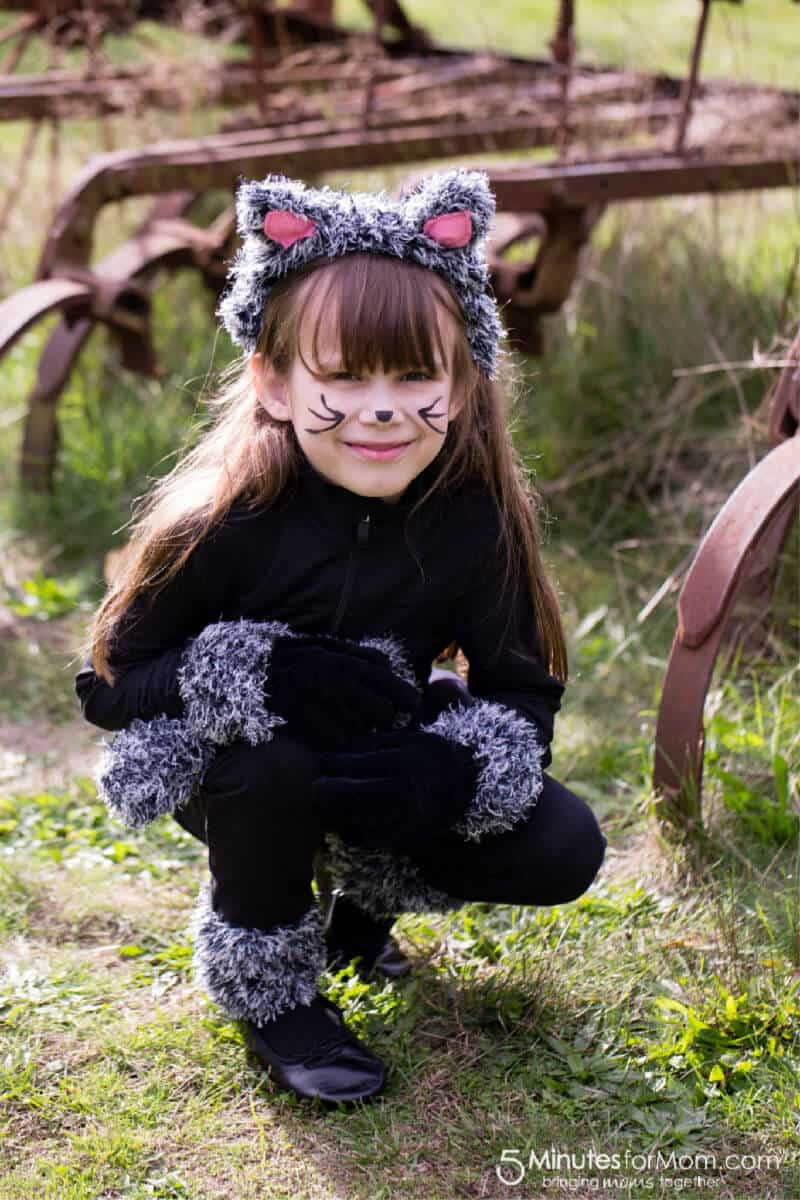 DIY Cat Costume for Kids